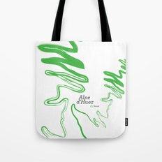 Famous Climbs: Alpe d'Huez 1, Modern Tote Bag