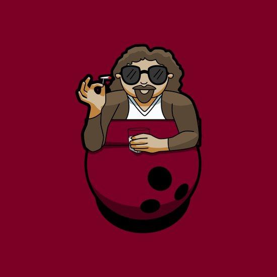 Pocket Dude (03) Art Print