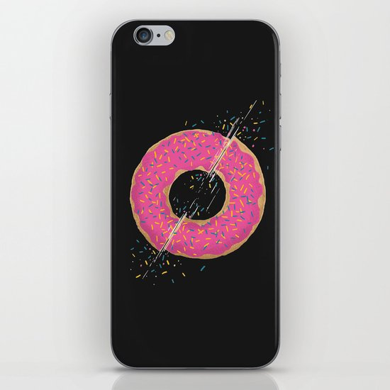 Donut Slices iPhone & iPod Skin