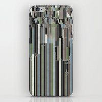 Penthouses and Parks (3) iPhone & iPod Skin