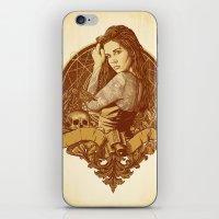 Death Angel iPhone & iPod Skin