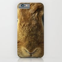 iPhone & iPod Case featuring Little Rabbit. by Nicole Mason-Rawle