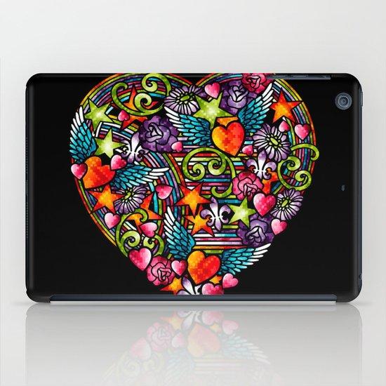 my heart has wings iPad Case