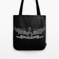 The Night's Watch Tote Bag