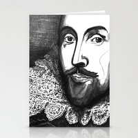 William Shakespeare Port… Stationery Cards