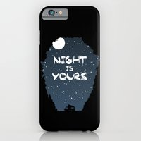 Night Is Yours iPhone 6 Slim Case