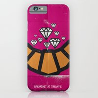 iPhone & iPod Case featuring Breakfast at Tiffany's... by afrancesado