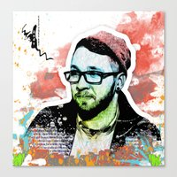 ANDY MINEO Canvas Print