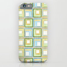 English Country Tiles. Slim Case iPhone 6s