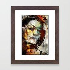 The Dreader of Tomorrows Framed Art Print