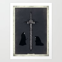 Game Of Thrones - Winter… Art Print