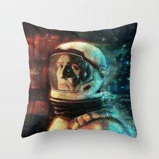Joseph A. Cooper Throw Pillow