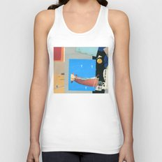 Aquatic Huntsman Unisex Tank Top