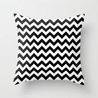 Twin Peaks ∆∆ Throw Pillow