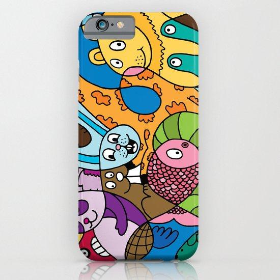 Safari iPhone & iPod Case