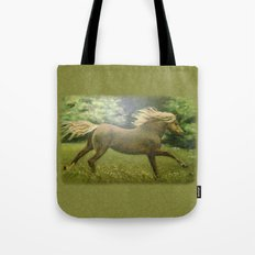 Lonely Gallop Tote Bag