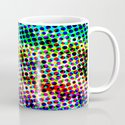 Halftone Color Chart Mug