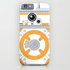 Minimal BB8 Droid iPhone 6 Slim Case