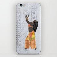 Belly Dancer 11 iPhone & iPod Skin