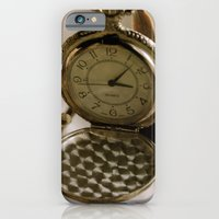 Clock iPhone 6 Slim Case