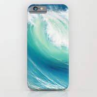 iPhone & iPod Case featuring Thunder Song by Colin Perini