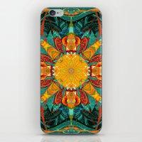 Mandala #3 iPhone & iPod Skin