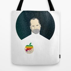 Steven Jobs / Apple Tote Bag