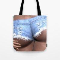 Short Shorts Tote Bag