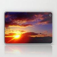 Scottish Sunset Laptop & iPad Skin
