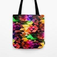 Visual Tote Bag