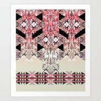 Ellum Art Print