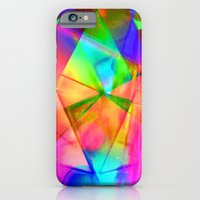 iPhone & iPod Case featuring Prismatic by The Digital Weaver