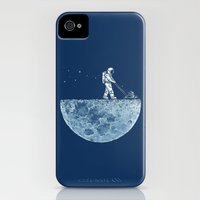 iPhone Cases featuring Mown by Enkel Dika