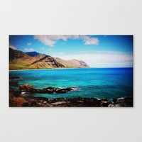 West Side Love Canvas Print