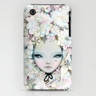 Pidgin Doll : FloraBurst iPhone (3g, 3gs) Slim Case