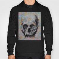 Medieval Skull Hoody