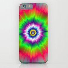 Explosive Tie-Dye Slim Case iPhone 6s