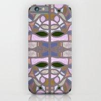 The Texture Of Twilight iPhone 6 Slim Case