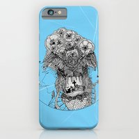 iPhone & iPod Case featuring Monster III by Siphong