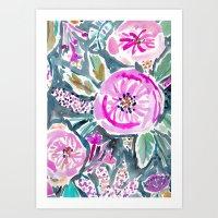 Gardens of Piedmont Art Print