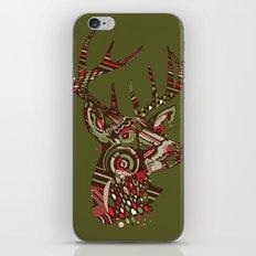 ROAD KILL ~ GREEN iPhone & iPod Skin