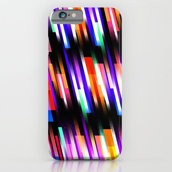 Distorted Skyline iPhone & iPod Case
