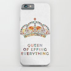 her daily motivation iPhone 6 Slim Case