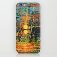 Sunset Walk iPhone 6 Slim Case