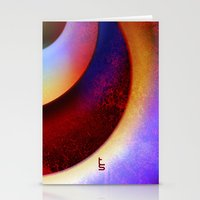 Orbital Stationery Cards