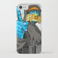 graffiti iPhone & iPod Cases featuring Graffiti by Helen Kaur