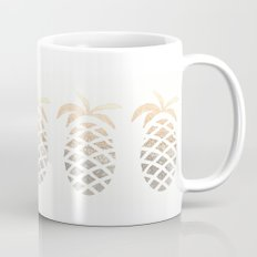 GOLD PINEAPPLE Mug