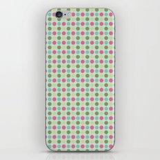 Circle Stem iPhone & iPod Skin