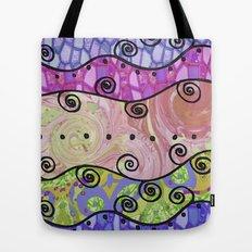 Funky - licious Tote Bag