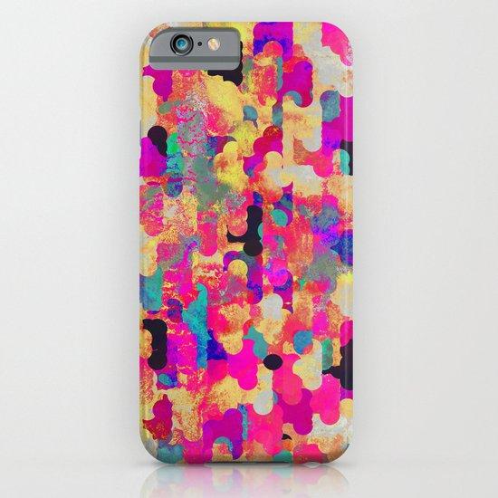 Neon Tambourine iPhone & iPod Case